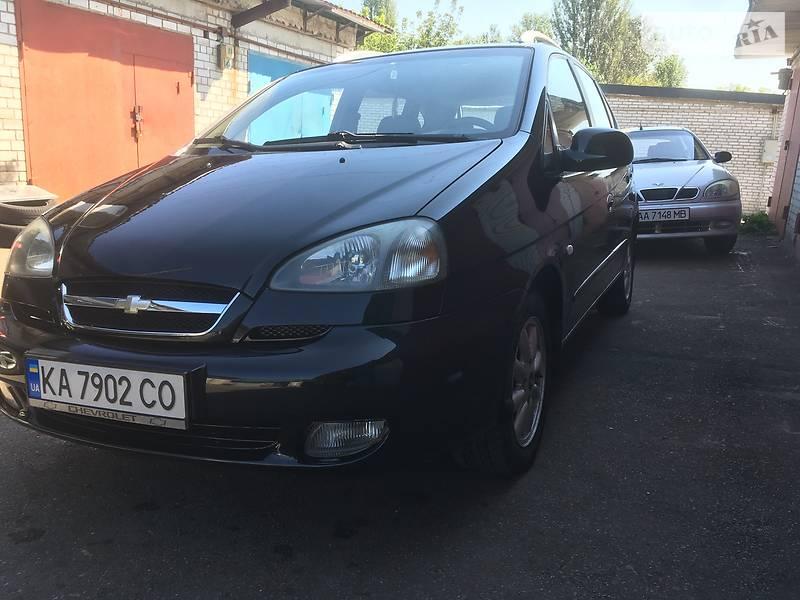 Универсал Chevrolet Tacuma 2007 в Киеве