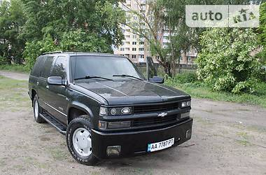 Chevrolet Tahoe 1996 в Киеве