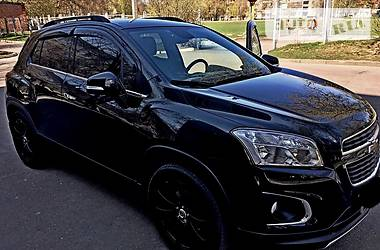 Chevrolet Tracker 2014 в Харькове
