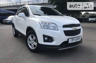 Chevrolet Tracker 2014 в Луцке