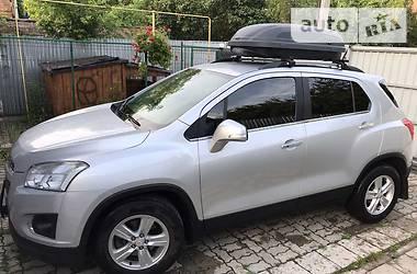 Внедорожник / Кроссовер Chevrolet Tracker 2014 в Полтаве