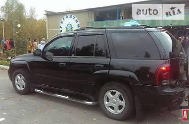 Chevrolet TrailBlazer 2002 в Кропивницком