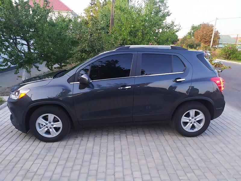 Chevrolet Trax 2017 в Скадовске