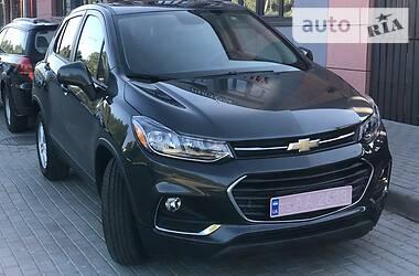Внедорожник / Кроссовер Chevrolet Trax 2019 в Львове