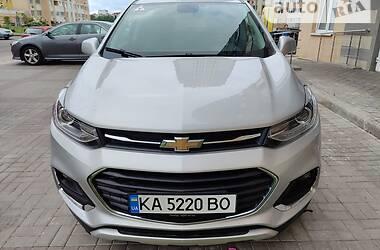 Внедорожник / Кроссовер Chevrolet Trax 2017 в Киеве