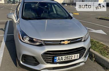 Внедорожник / Кроссовер Chevrolet Trax 2019 в Киеве