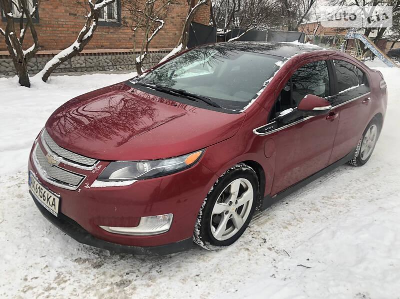 Chevrolet Volt 2011 в Харькове