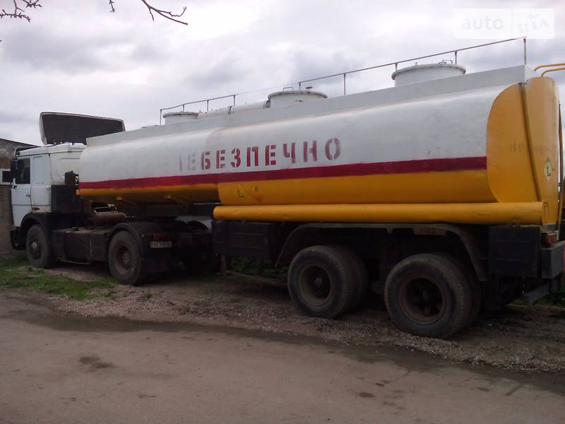 ЧМЗАП 5524 1993 в Первомайске