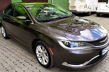 Chrysler 200 2015 в Ивано-Франковске