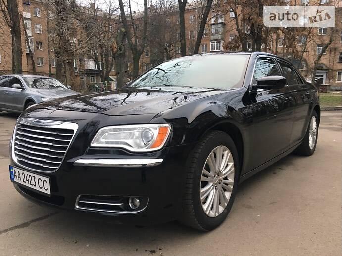 Chrysler 300 C 2013 в Киеве