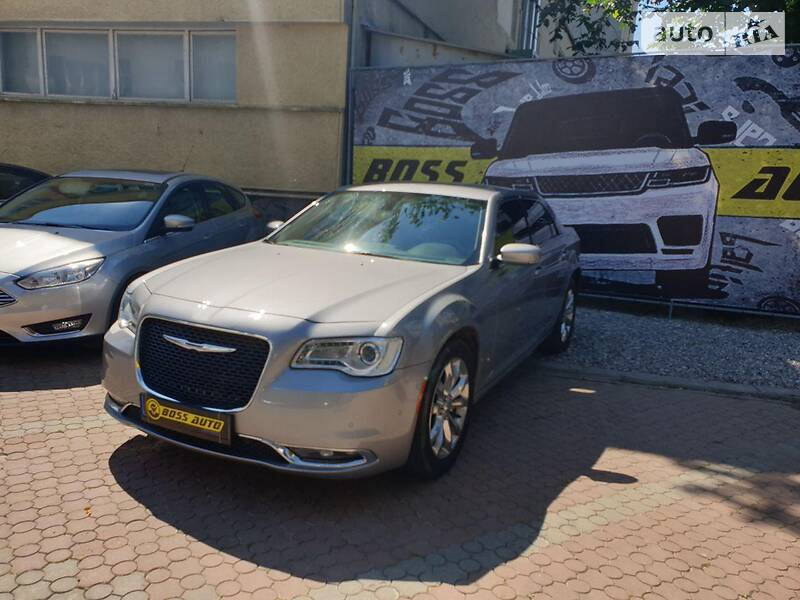 Chrysler 300 C 2014 в Ивано-Франковске