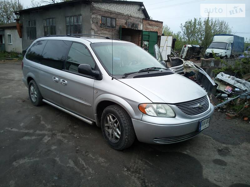 Chrysler Grand Voyager 2001 в Киеве