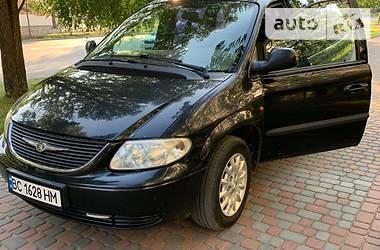 Chrysler Grand Voyager 2003 в Новояворовске