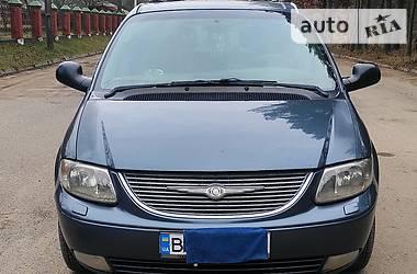 Chrysler Grand Voyager 2001 в Львове