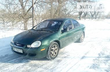 Chrysler Neon LX 2000