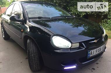 Chrysler Neon 2001 в Белой Церкви