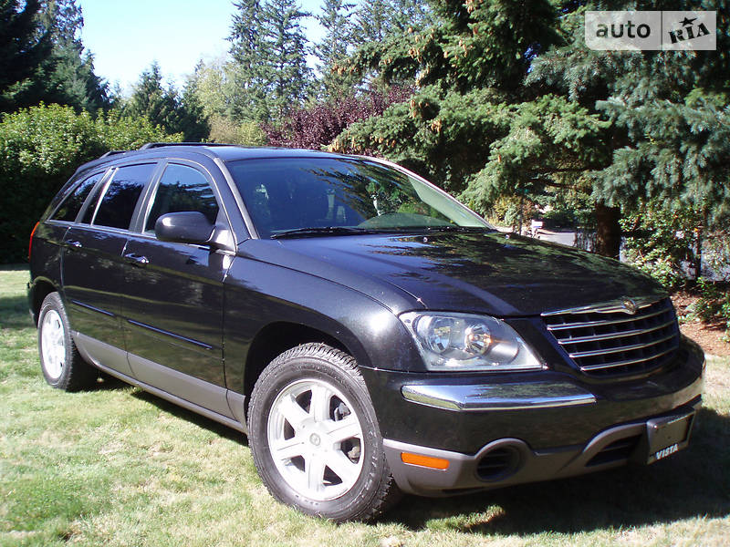 Chrysler Pacifica 2005 в Черновцах