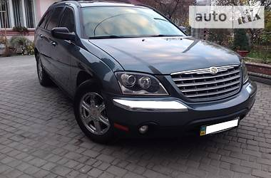 Chrysler Pacifica 2004 в Дубно