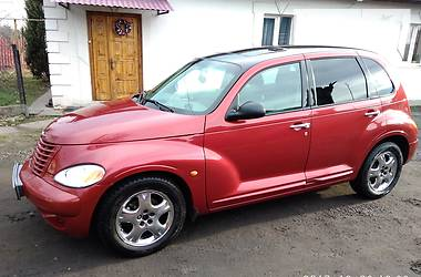 Chrysler PT Cruiser Limited 1.6I 2002