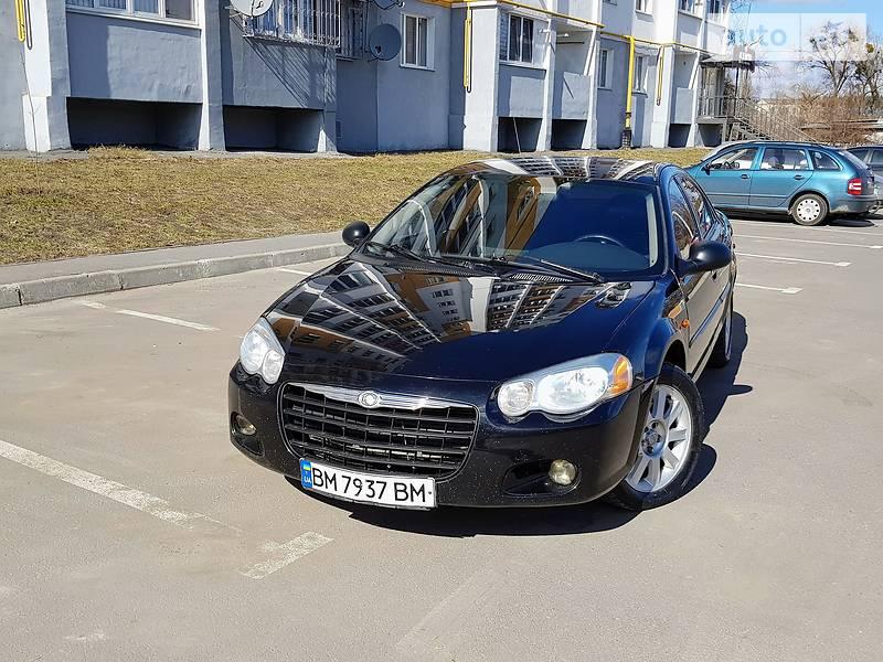 Chrysler Sebring 2004 года в Харькове