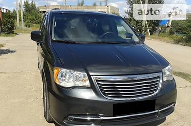 Chrysler Town & Country 2012 в Киеве