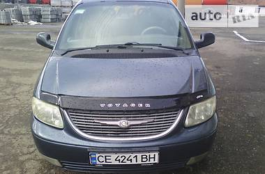 Chrysler Voyager 2002 в Черновцах