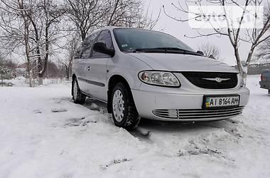 Chrysler Voyager 2001 в Киеве