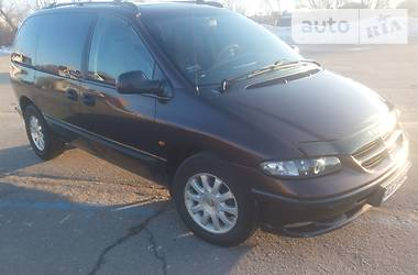 Chrysler Voyager 2.5 TD Lux Edition 2000