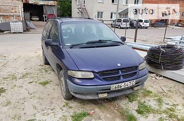 Chrysler Voyager 1999 в Львове
