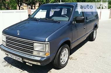 Chrysler Voyager 1990
