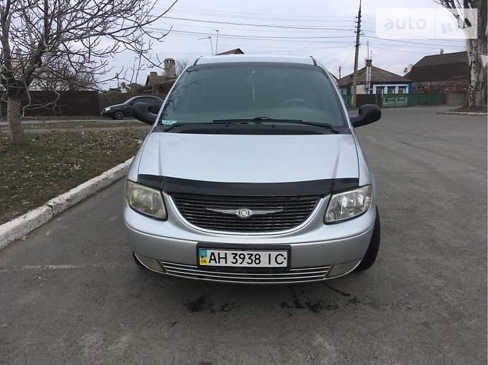 Chrysler Voyager 2002 года в Донецке