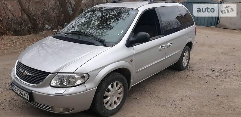 Chrysler Voyager 2003 года в Виннице