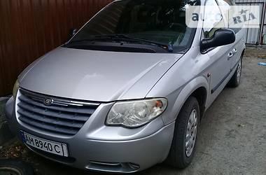 Chrysler Voyager 2005 в Житомире