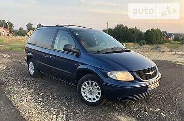 Chrysler Voyager 2001 в Яворове