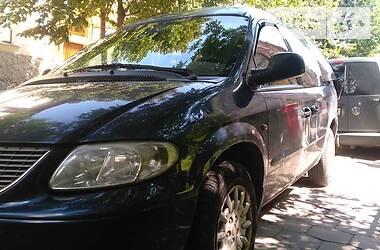 Chrysler Voyager 2002 в Львове