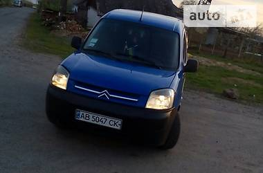 Citroen Berlingo груз. 2007 в Баре