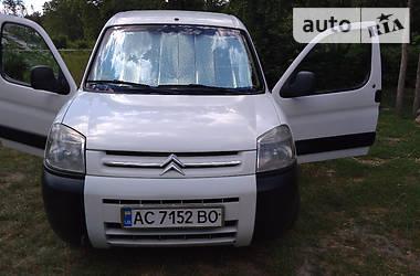 Citroen Berlingo пасс. 2003 в Луцке