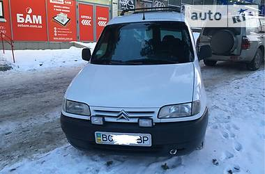 Citroen Berlingo пасс. 2000 в Збараже