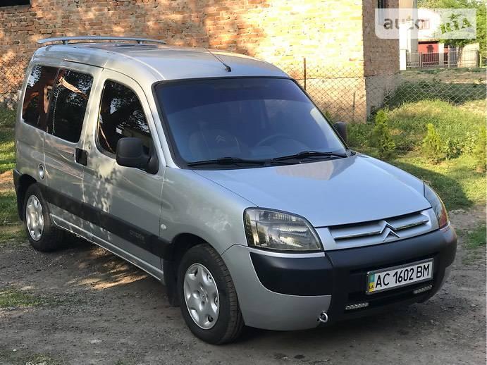 Citroen Berlingo пасс. 2004 в Луцке
