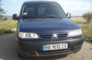 Citroen Berlingo пасс. 2001 в Луганске