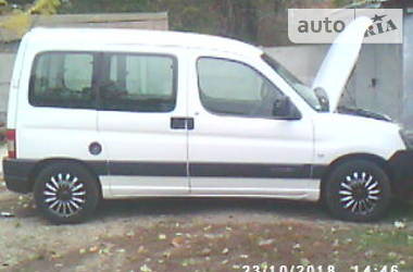Citroen Berlingo пасс. 2008 в Чернигове