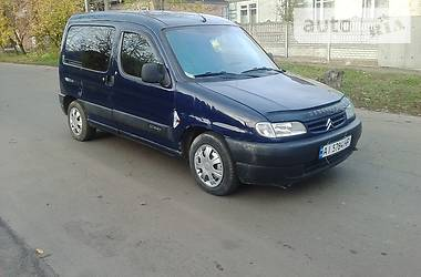 Citroen Berlingo пасс. 2002 в Прилуках
