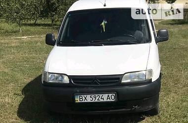 Citroen Berlingo пасс. 2000 в Волочиске