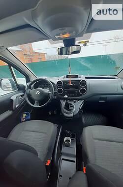 Мінівен Citroen Berlingo пасс. 2016 в Теребовлі