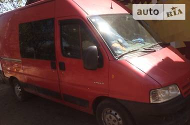 Citroen Jumper пасс. 2006 в Нововолынске