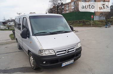 Citroen Jumper пасс. 2006 в Умани