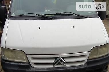 Citroen Jumper пасс. 2004 в Мостиске