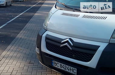 Citroen Jumper пасс. 2006 в Жидачове