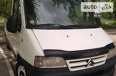 Легковой фургон (до 1,5 т) Citroen Jumper пасс. 2004 в Львове