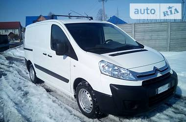 Citroen Jumpy груз.  2014